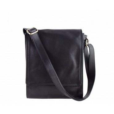 "Leather Ma/ woman bag ""Vienna"""