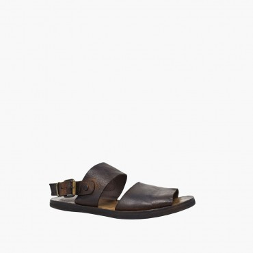 "Leather man sandal ""Napoli"""