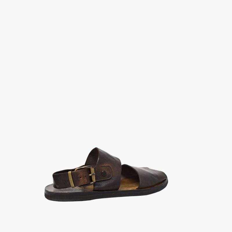 "Leather man sandal ""Napoli"""