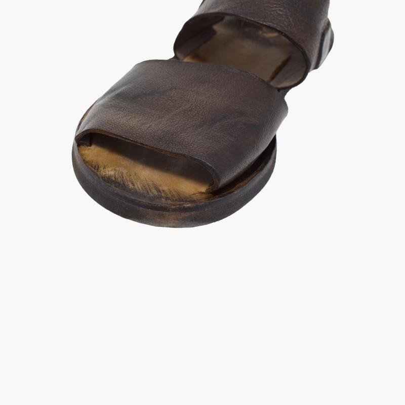 """Sandalo in pelle da uomo """"Napoli"""""""