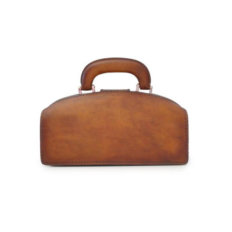 "Leather Lady bag ""Lady Brunelleschi"" 120/N"
