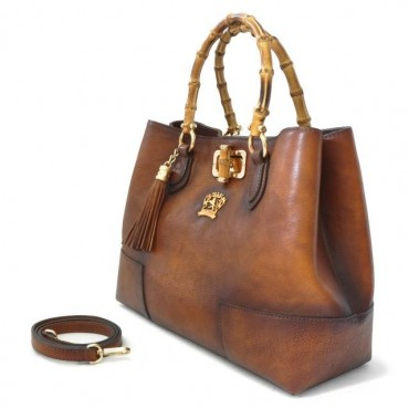 "Leather Lady bag ""Sarteano"""