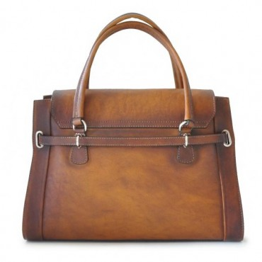 "Leather Lady bag ""Baratti""..."