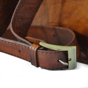 """Leather Lady bag """"Val D'Orcia"""" B184"""