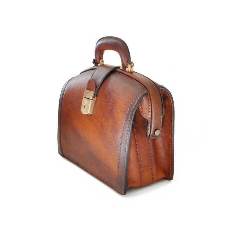 "Leather Lady bag ""Miss Brunelleschi"""