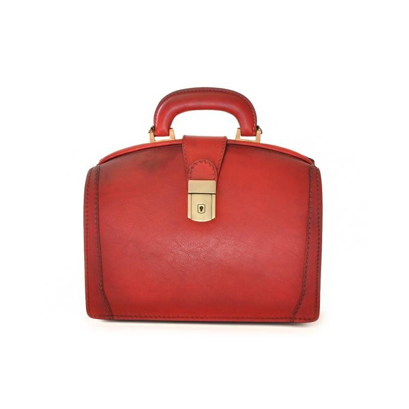 "Leather Lady bag ""Miss Brunelleschi"""