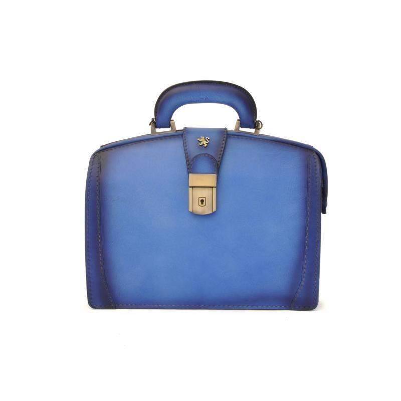 "Leather Lady bag ""Miss Brunelleschi"" B120/29"