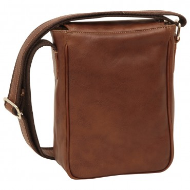 "Leather Man bag ""Kraków"""