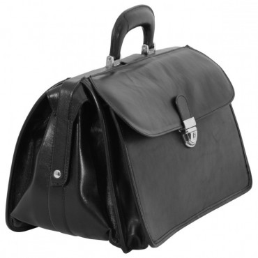 Leather Doctor Briefcase...