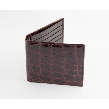 Wallet in real Crocodile...