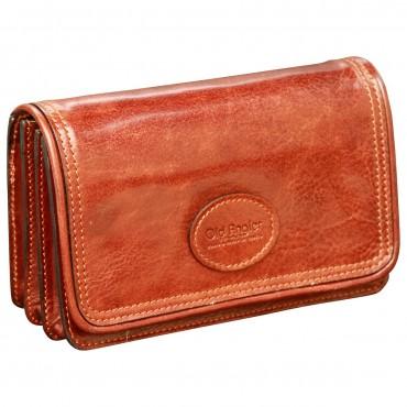 "Woman man Wallet ""Zielona..."