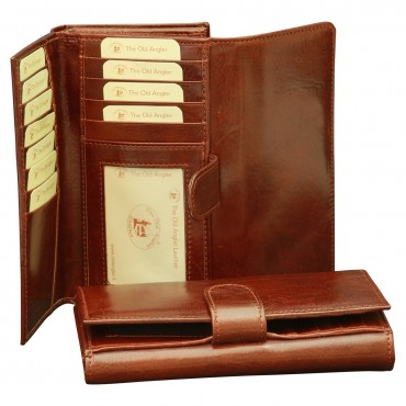 Leather Woman Wallet...