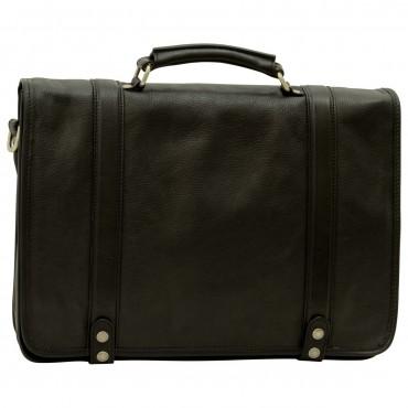 Leather Man Briefcase...