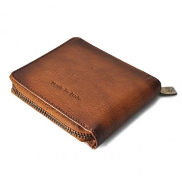 "Leather Man Wallet ""Museo..."