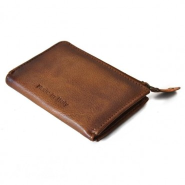 "Leather Man Wallet ""Palazzo..."