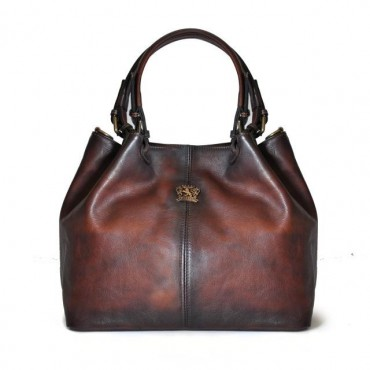 "Leather Lady bag ""Collodi..."