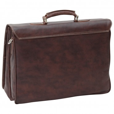 "Leather Man Briefcase ""Kraków"""
