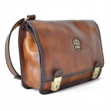 Leather Shuolder bag...