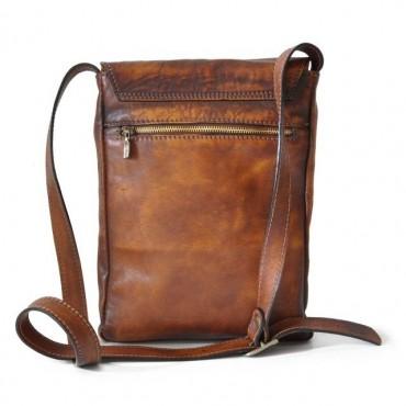 """Leather Shuolder bag 'Vinci"""""""