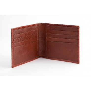 Wallet in real Lizard leather