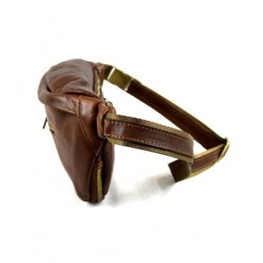 "Leather Man bag ""Follonica"""