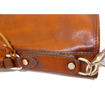 """Leather Briefcase """"Ammannati"""""""