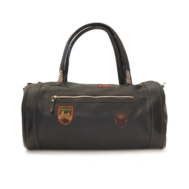 "Leather Travel bag ""NordKapp"""