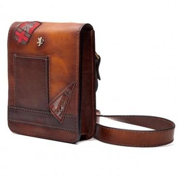 "Leather Man bag ""Mini..."