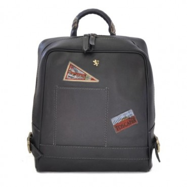 """Leather Backpack """"Firenze"""""""