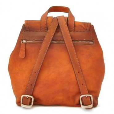 "Leather Backpack ""Gaville"""