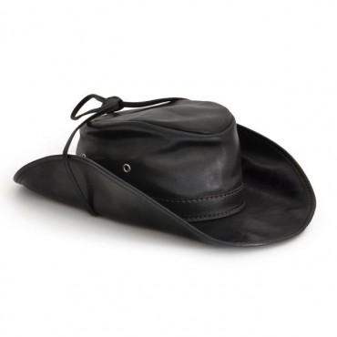 """Cappello in pelle """"Cagliostro"""""""