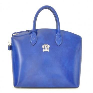 "Leather Lady bag ""Versilia"" R348"