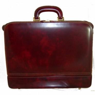 "Leather briefcase ""II Perugino"" 335"