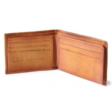 Leather Man wallet...
