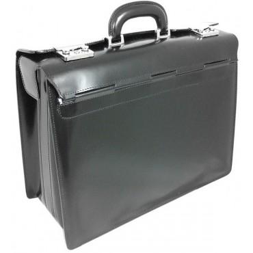 "Leather briefcase ""Lorenzo..."
