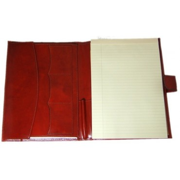 "Leather Documents older ""Andrea Del Sarto"" R"