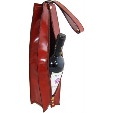 """Winw case in cow leather """"Arianna"""""""