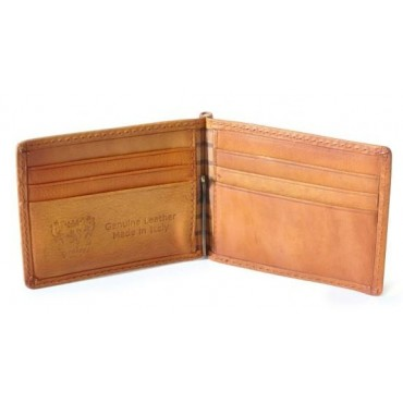 "Leather Man wallet ""Casa..."