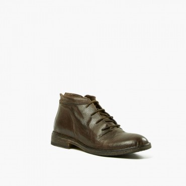 "Leather man shoes ""Magrini"""