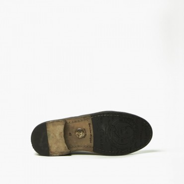 "Leather man shoes ""Magrini"""