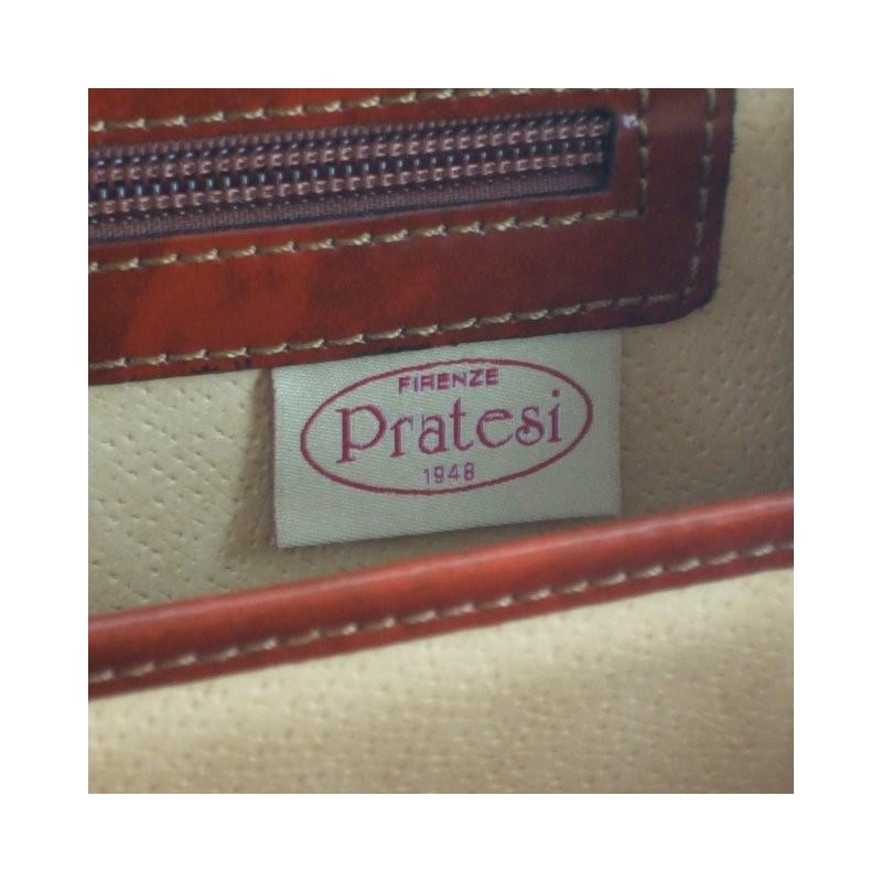 "Leather Tie case ""Buontalenti"" K012"