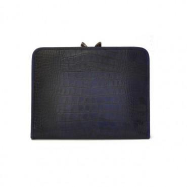Leather portfolio for block...