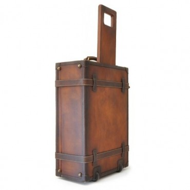 """Leather Trolley """"Orient..."""