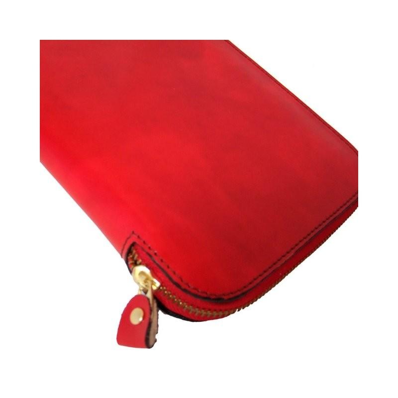 """ Leather Tie case Buontalenti"" C012"