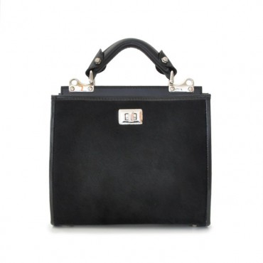 "Leather Lady bag ""Anna..."