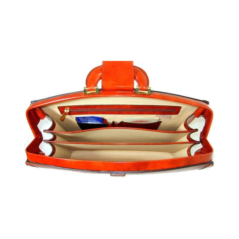 "Leater briefcase ""Brunelleschi"" C120"