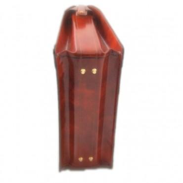 "Leather briefcase ""Brunelleschi"" C120B"