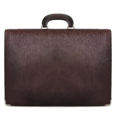 Leather briefcase 24h...