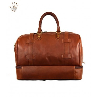 Leather Travel bag...