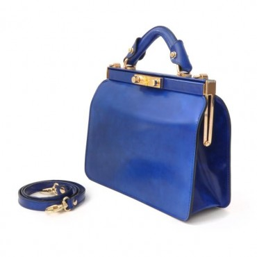 "Leather Lady bag ""Vittoria..."